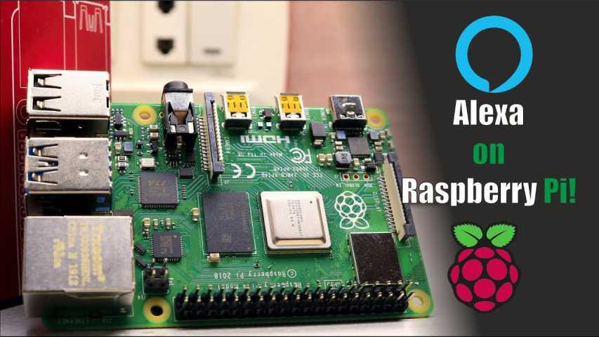 Amazon Alexa on Raspberry Pi