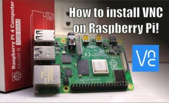 How to Install VNC on Raspberry Pi