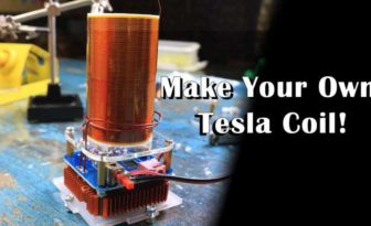 How to make a Tesla Coil (DIY)