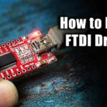 How to install FTDI drivers