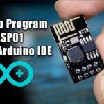 How to Program ESP01
