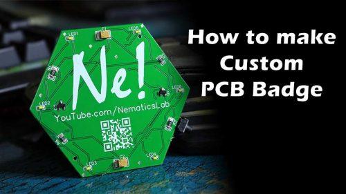 PCB Badge Thumbnail