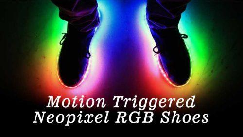 RGB shoes Thumbnail
