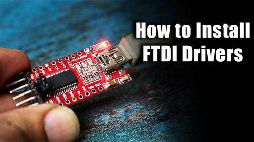 Thumbnail FTDI